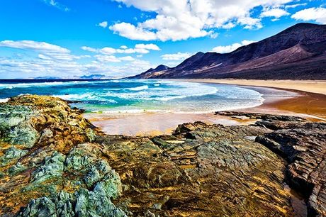 Strandhotel im Süden von Fuerteventura - Kostenfrei stornierbar, Lemon & Soul Cactus Garden, Morro Jable, Fuerteventura, Kanaren, Spanien - save 32%