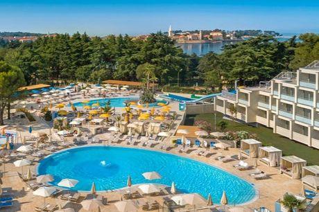 Wohltuende Sonnenauszeit an der kroatischen Adria, Valamar Parentino Hotel, Poreč, Istrien, Kroatien - save 32%
