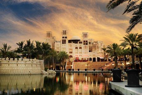 Premium-Auszeit am Dubai Creek - Kostenfrei stornierbar, Grand Hyatt Dubai, Vereinigte Arabische Emirate - save 18%