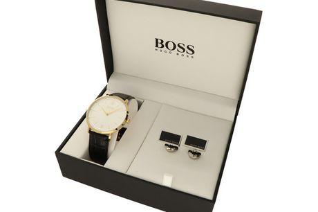 Hugo Boss Geschenkset Horloge