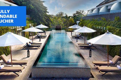 £185pp -- Bali getaway w/suite stay & perks, save 58%