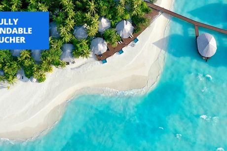 £360pp -- Luxury 5-nt Maldives villa stay into 2022, 72% off