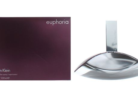 Calvin Klein Euphoria - 30ml or 100ml     Provocative and sensual, inspired by the orchid's mythical, sexy and exotic notes     A truly mysterious and feminine perfume     Intensely luxurious, euphoria eau de parfum lasts for hours     The top opens w