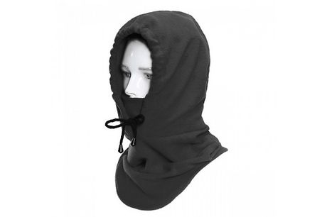 Thermal Scarf & Warming Face Cover - 6 Colours     Great for keeping the wind and the chill away from your face and neck     Made from windproof fleece composite fabric with a cosy 4-way stretch     Perfect for the winter months and adding an extra lay