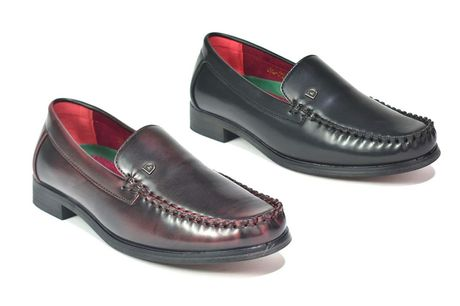 £16 for a pair of children's loafers from Shoe Fest!