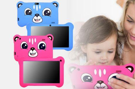 7'' tablet med kamera specielt designet til børn