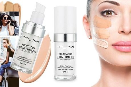 £6.99 instead of £18.99 for a 30ml bottle of colour changing foundation from Forever Cosmetics - save 63%
