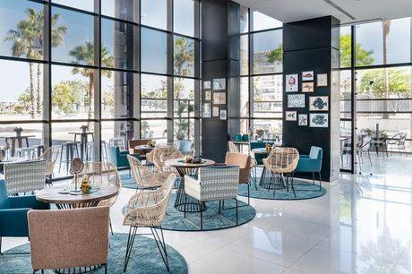 Stranderholung in der Geburtsstadt Picassos - Kostenfrei stornierbar, Vincci Málaga, Andalusien, Spanien - save 50%