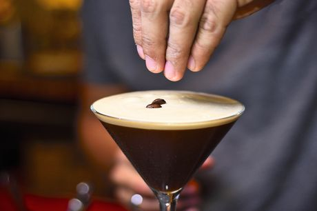 56% off a luxury Espresso Martini cocktail kit