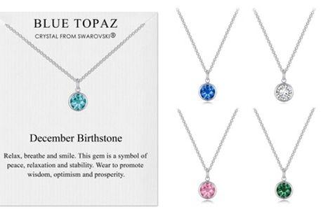 Collar Philip Jones con cristales de Swarovski®