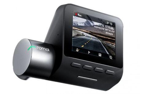 Praktisk bilkamera med høj opløsning og mange smarte funktioner
