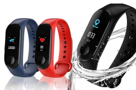 £5.99 instead of £29.99 for a 20-in-1 fitness tracker smart watch from Pinkpree - save 80%