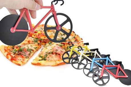 From £4.99 for a Bike Wheel Pizza Cutter from Secret Storz- save up to 75%