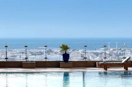 Unvergesslicher Luxustrip nach Dubai - Kostenfrei stornierbar, Fairmont Dubai, Vereinigte Arabische Emirate - save 62%