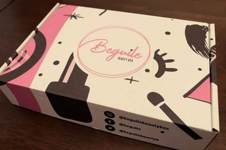 £4 for 50% Off Single Beauty Box from Beguile Beauty Box