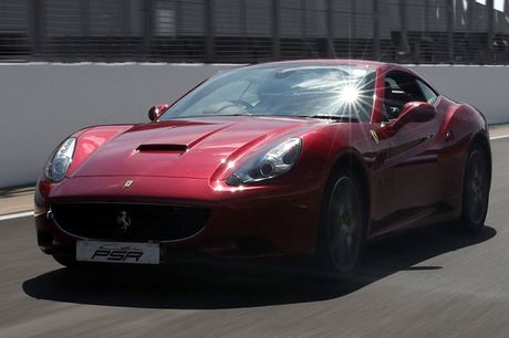 £19 for a one-lap supercar driving experience in a Ferrari at PSR Experience, £39 for three laps, £59 for six laps, or £89 for nine laps - choose from 10 track locations and save up to 61%