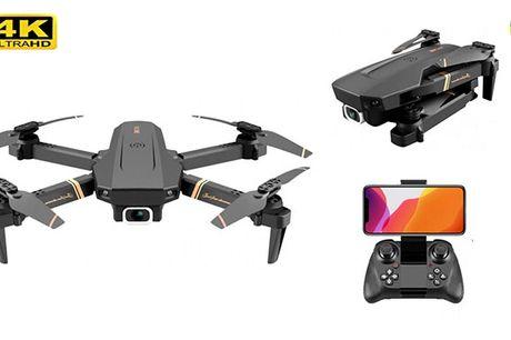 Intelligent og innovativ drone med foldbart design - mulighed for 4K kamera