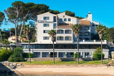 Van der Valk Hôtel Saint-Aygulf 4* - 100% remboursable, Golfe de Saint-Tropez, à 1h de Saint-Tropez, Provence-Alpes-Côte d'Azur - save 51%