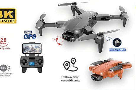 Innovativ og intelligent drone med smarte funktioner og høj brugervenlighed