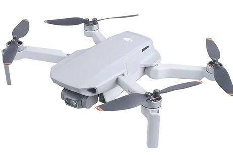 Bærbar Mini drone med kraftfuldt kamera og intelligente funktioner