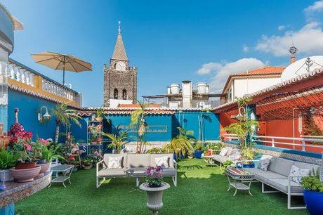Sonnige Auszeit auf Portugals Blumeninsel - Kostenfrei stornierbar, Sé Boutique Hotel, Funchal, Madeira, Portugal - save 56%