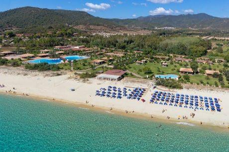 Direkt am weißen Sandstrand Sardiniens - Kostenfrei stornierbar, Hotel Garden Beach, Castiadas, Sardinien, Italien - save 18%