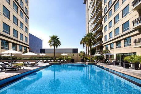 Schweizer Noblesse am Persischen Golf - Kostenfrei stornierbar, Swissôtel Al Ghurair, Dubai, Vereinigte Arabische Emirate - save 55%