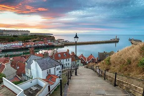 A Whitby seaside apartment stay at Guillemot House for two people with a breakfast hamper. £79 for one night, £109 to include a spa treatment each - save up to 56%