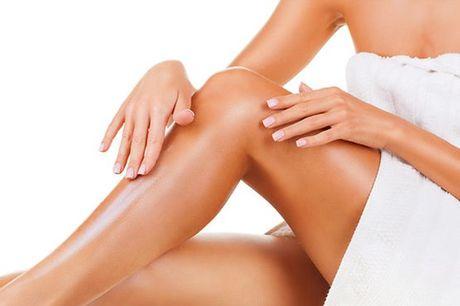 A depilação a laser permite-lhe eliminar eficazmente os pelos de uma vez por todas. Consiga a pele lisa com que sempre sonhou a partir de 22€