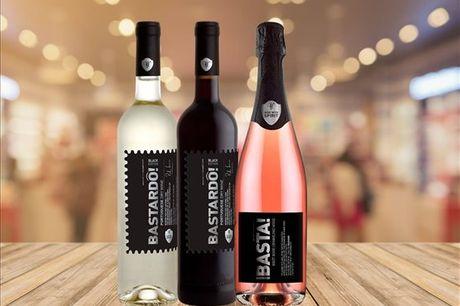 Este ano surpreenda os familiares e amigos com este Cabaz Emotions composto por 3 vinhos da Wine with Spirit, considerada, em 2014, a empresa vinícola mais inovadora do mundo. Aproveite agora por apenas 26,90€