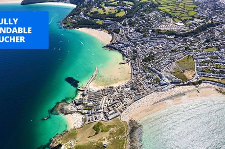 £57 -- Helicopter tour for 2 at 37 locations, into Oct