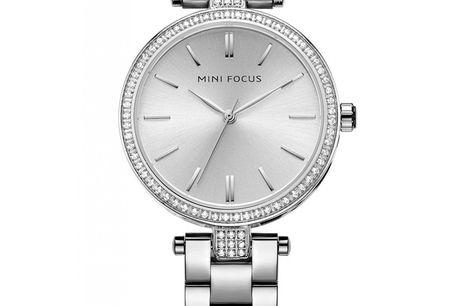 Megir Mini Focus Silver Megir watches er et brand, der har fokus på høj kvalitet til en overkommelig pris. Der findes mange ure til under 1000 kr. på markedet, men hos Megir, er der ikke gået på kompromis med prisen, hvilket betyder, at du får rigtig meg