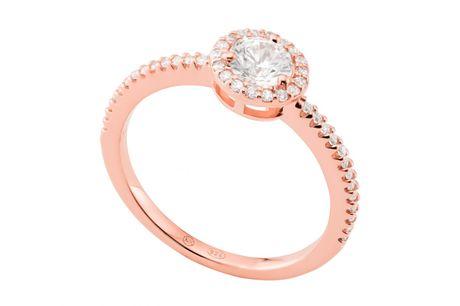 Michael Kors Jewelry Ring i Rosaguld