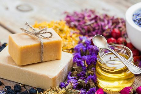£5 instead of £99 for a CPD certified online handmade soap making course from International Open Academy - save 95%