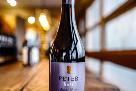 Peter Bott Pinot Noir. Pinot Noir fra Rheinhessen. Lækkert område i Tyskland, der er super dygtige til produktion af lækre tyske Rieslingsog Pinot Noirs. Dette er en unik vinofor enhver Pinot-fan. En dejlig vin der spænder fra blød og frugtagtig og en