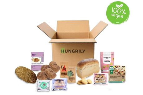 £4 for 50% off your basket at Hungrily - enjoy a range of food boxes including meat, fish, vegan, dairy boxes and more!