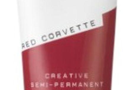 Fudge Paint Box Creative Semi-Permanent Colour Red Corvette 75 ml (U). Fudge Paint Box Red Corvette er en conditioner med røde farvepigmenter, der holder fra 3-30 hårvaske. Med fudge paint box farverne er det kun fantasien der sætter grænser. Der findes f