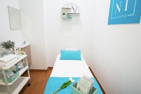 5 o 10 sesiones de cavitación, presoterapia, y masaje a elegir entre maderoterapia o drenante linfático en Neni Quero
