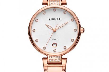 Ruimas RS557LRE-7N0 Ruimas ure er unikke, ekstravagante og tør skille sig ud fra mængden. Deres design er nytænkende indenfor urbranchen og de udfordrer det traditionelle design. Tør du skille dig ud fra mængden, så er Ruimas sikkert etperfekt match
