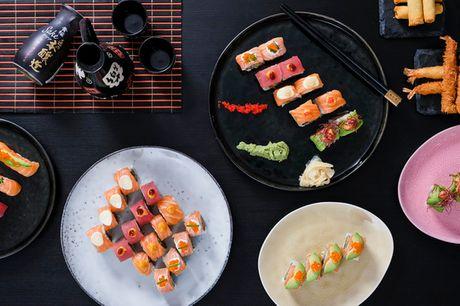 Sushi-menuer fra Sushi One. Spis dig mæt i den japanske delikatesse - to stay eller take away