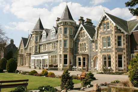 A Grantown-on-Spey, Scotland hotel stay for two people with breakfast and one £30 drink and food voucher. From £59 for one night, or from £89 for two nights - save up to 60%