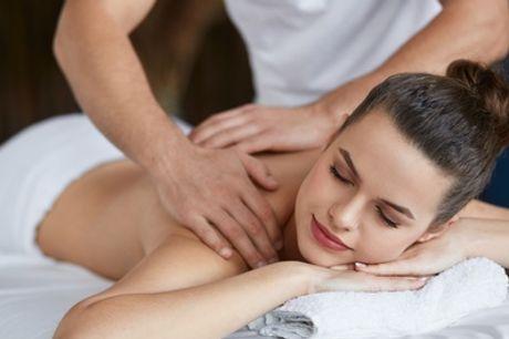 Un massaggio a scelta fino a 60 minuti più trattamento viso al centro Swan Beauty (sconto fino a 59%)