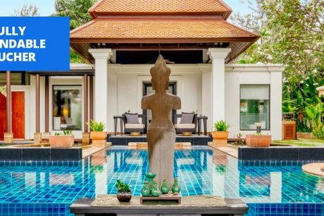 £399pp -- Phuket: 'exquisite' 5-nt pool villa stay, 50% off