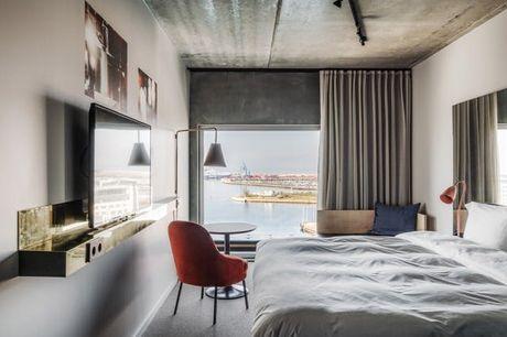 Puristisches Cityhotel mit Panorama in Malmö - Kostenfrei stornierbar,  Story Hotel Studio, Malmö, Schweden  - save 40%