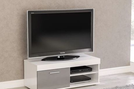 £109 instead of £189.99 for a Modern TV Unit - 3 Colours! from FTA Furnishing - save 43%