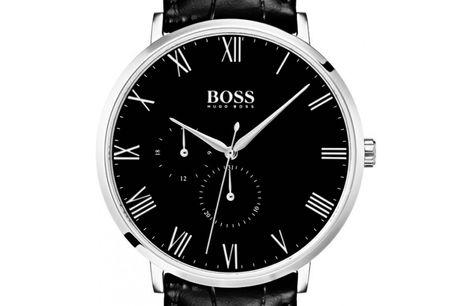 Hugo Boss 1513616 Det ikoniske designhus Hugo Boss har med deres nye serie af ure hævet baren for kvalitet og design. Hugo Boss tager udgangspunkt i det klassiske herreur. Hugo Boss er indbegrebet af design og kvalitet. Modehuset er i dag et af verdens