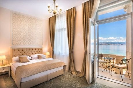 Hotel Palace Bellevue - ex Remisens Premium Grand Hotel Palace - 100% rimborsabile, Abbazia, Croazia - save 29%. undefined