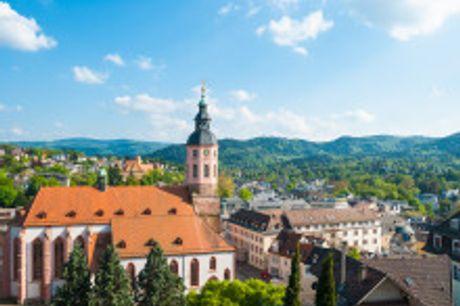 Wellness, Kultur und Genuss im Herzen von Baden-Baden. Für Februar bis April 2021 buchbar! Das im Herzen von Baden-Baden gelegene Atlantic Parkhotel verfügt über charmante Zimmer, die mit allen wünschenswerten Annehmlichkeiten ausgestattet sind