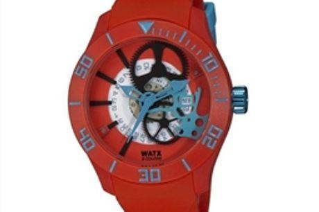 Relógio masculino Watx & Colors REWA1921 (40 mm) por 35.64€ PORTES INCLUÍDOS