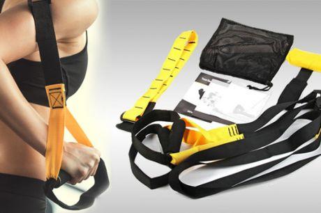 Effektiv suspensions træning i hjemmet